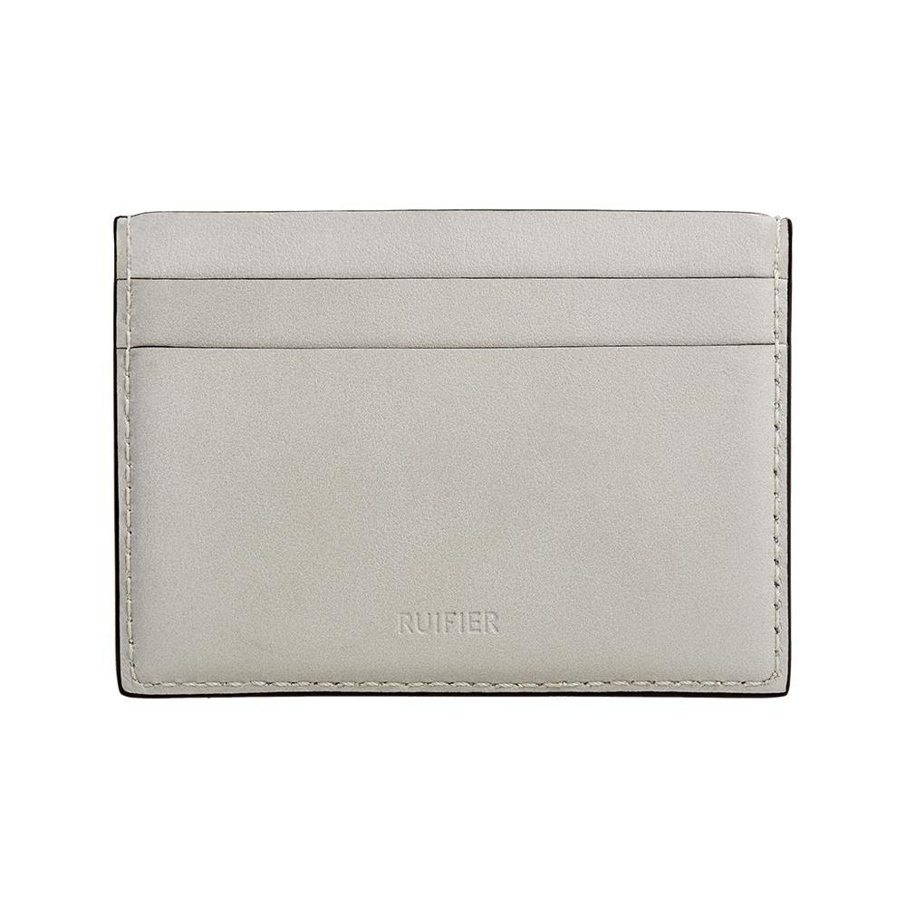 Happy Card Holder Light Grey/Yellow