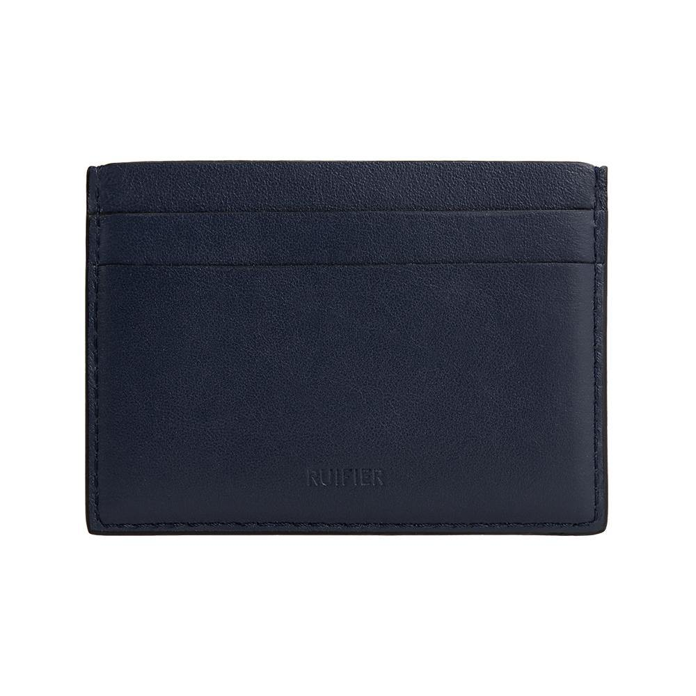 Happy Card Holder Navy/Grey
