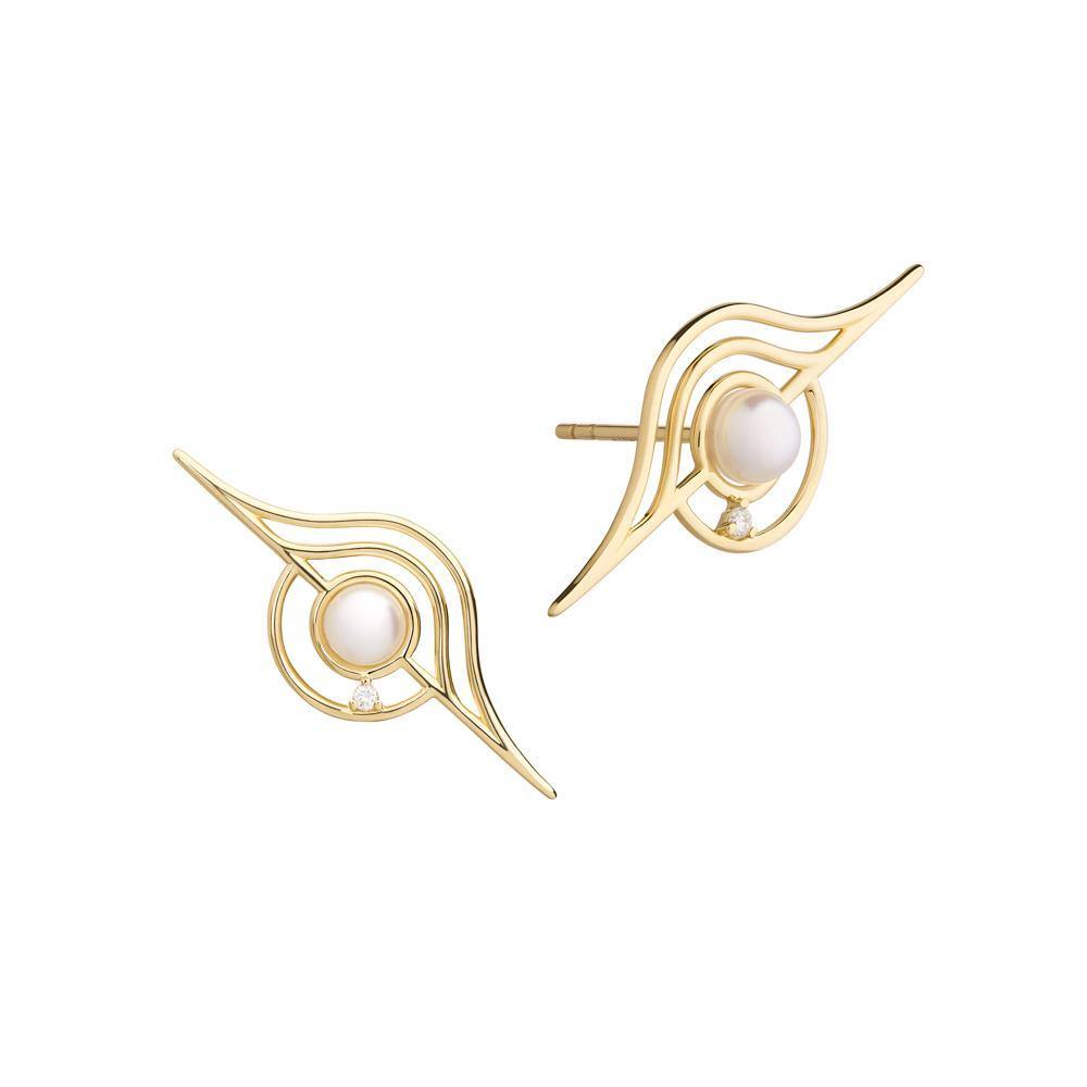 Cosmo Blazar Earrings - RUIFIER