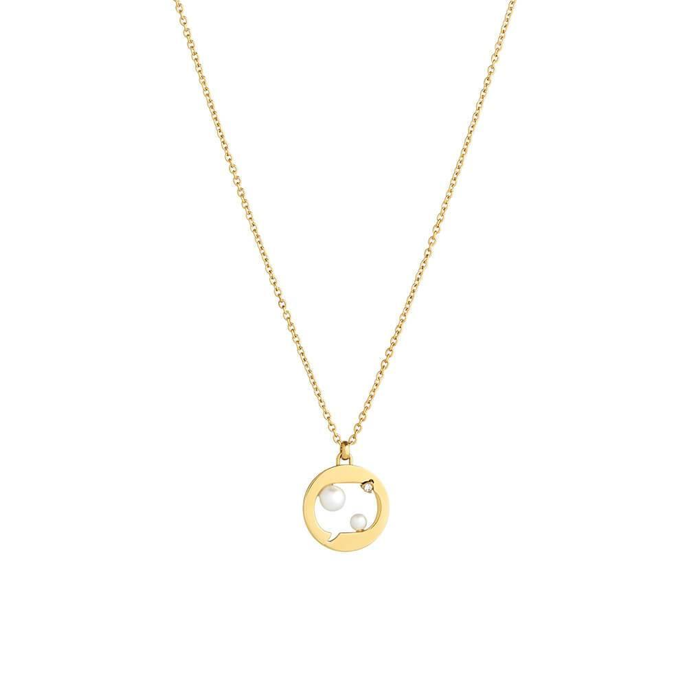 Cosmo Cosmonaut Necklace - RUIFIER