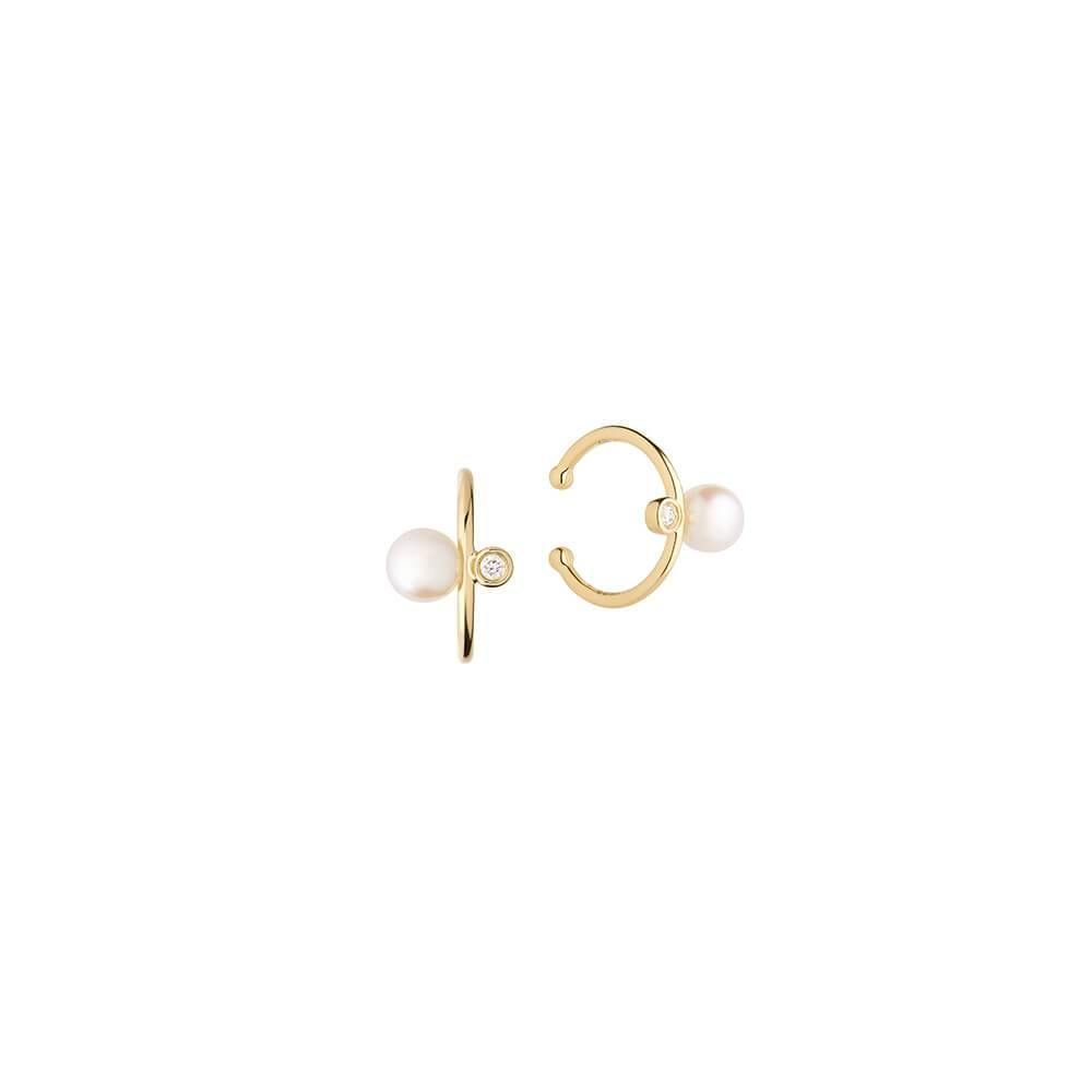 Cosmo Halo Cuff Earrings - RUIFIER