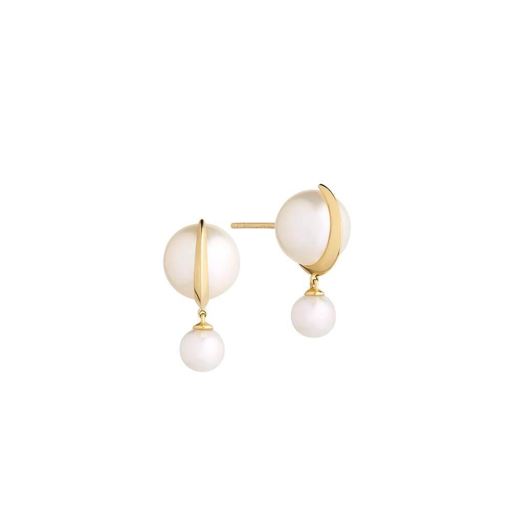 Cosmo Saturn Earrings - RUIFIER