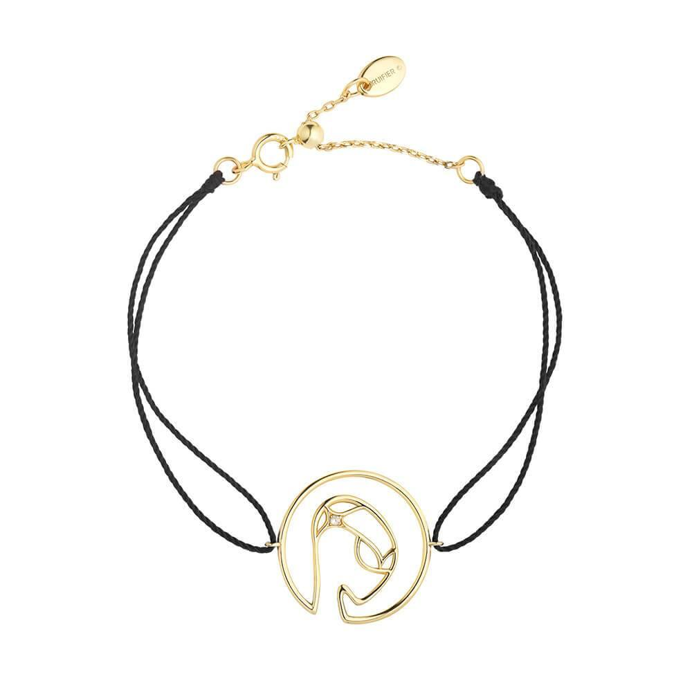 Cosmo Space Friend Cord Bracelet - RUIFIER
