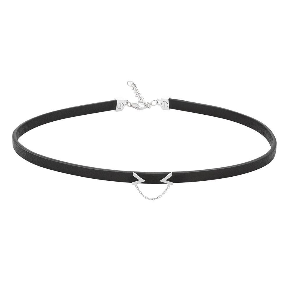 ELEMENTS Eye Delight Choker