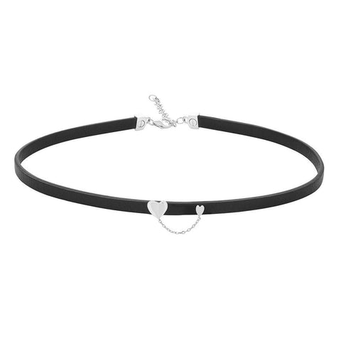 ELEMENTS Eye Heart You Choker