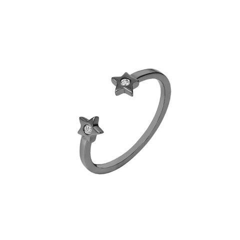 ELEMENTS Midnight Star Ring