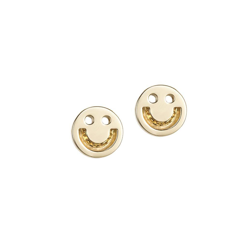 FRIENDS Happy Chain Studs - RUIFIER