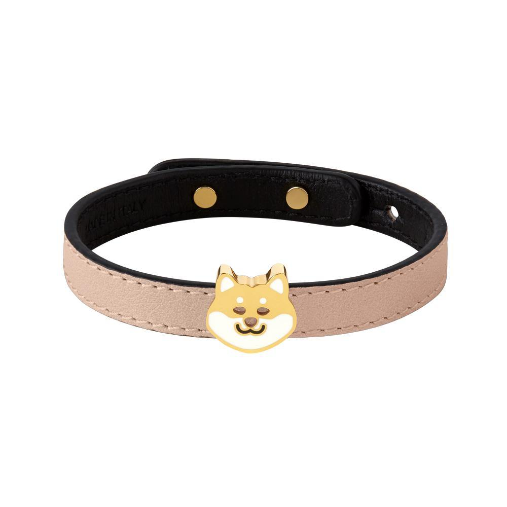 Furry Friends Teddy Bracelet Nude