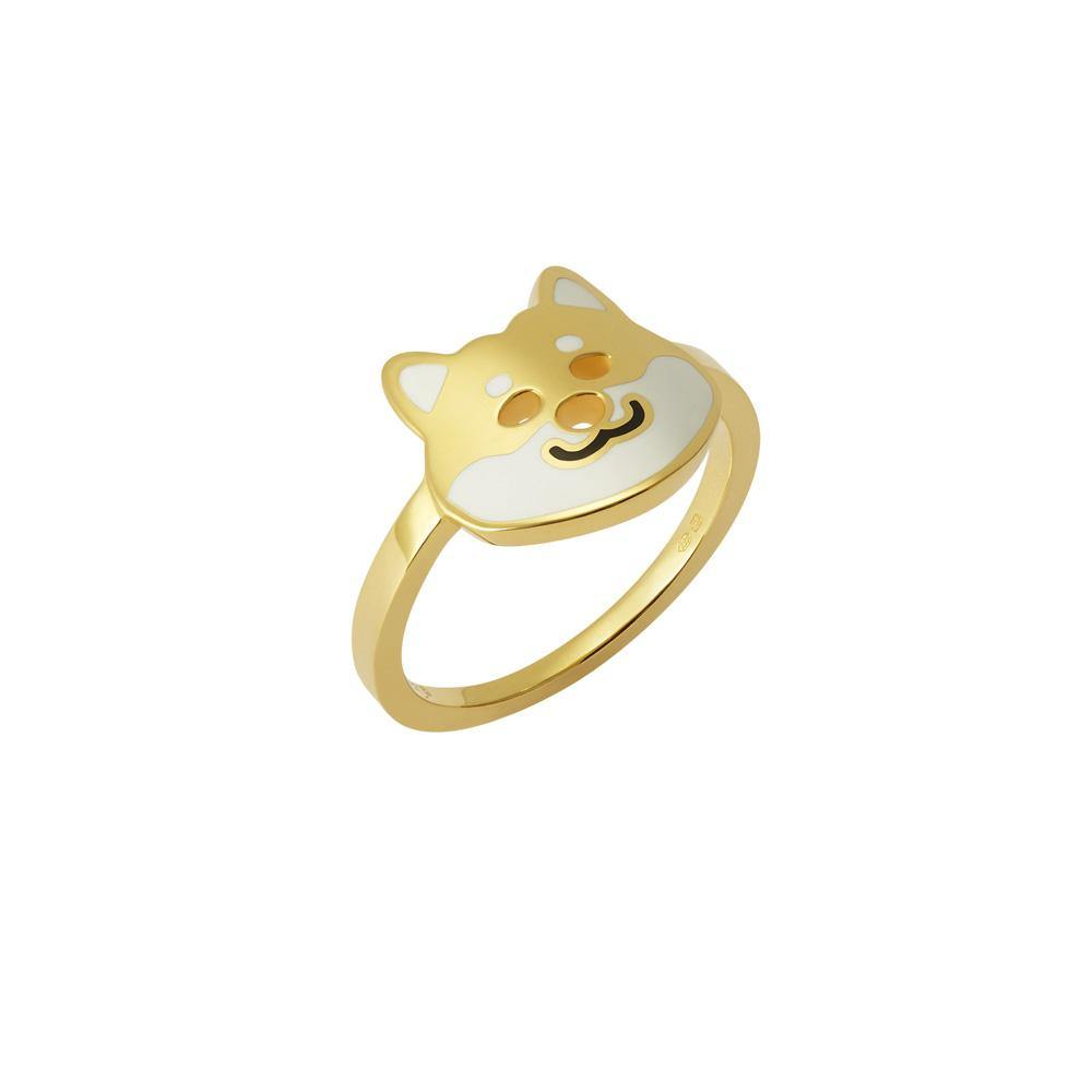 Furry Friends Teddy Ring