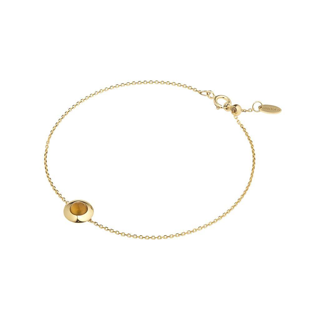 Gems of Cosmo Citrine Bracelet - RUIFIER
