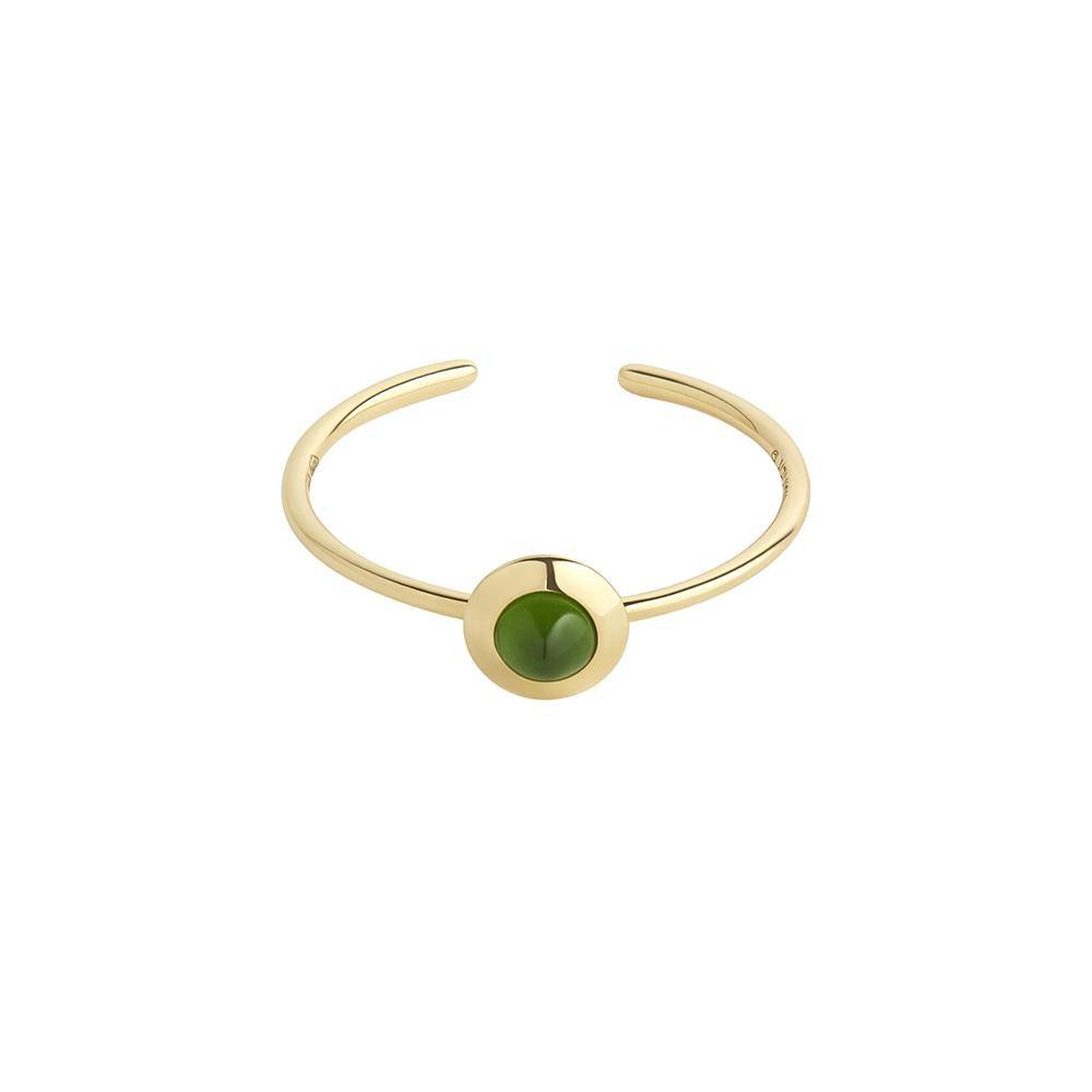 HOME2 Gems of Cosmo Diopside Ring - RUIFIER