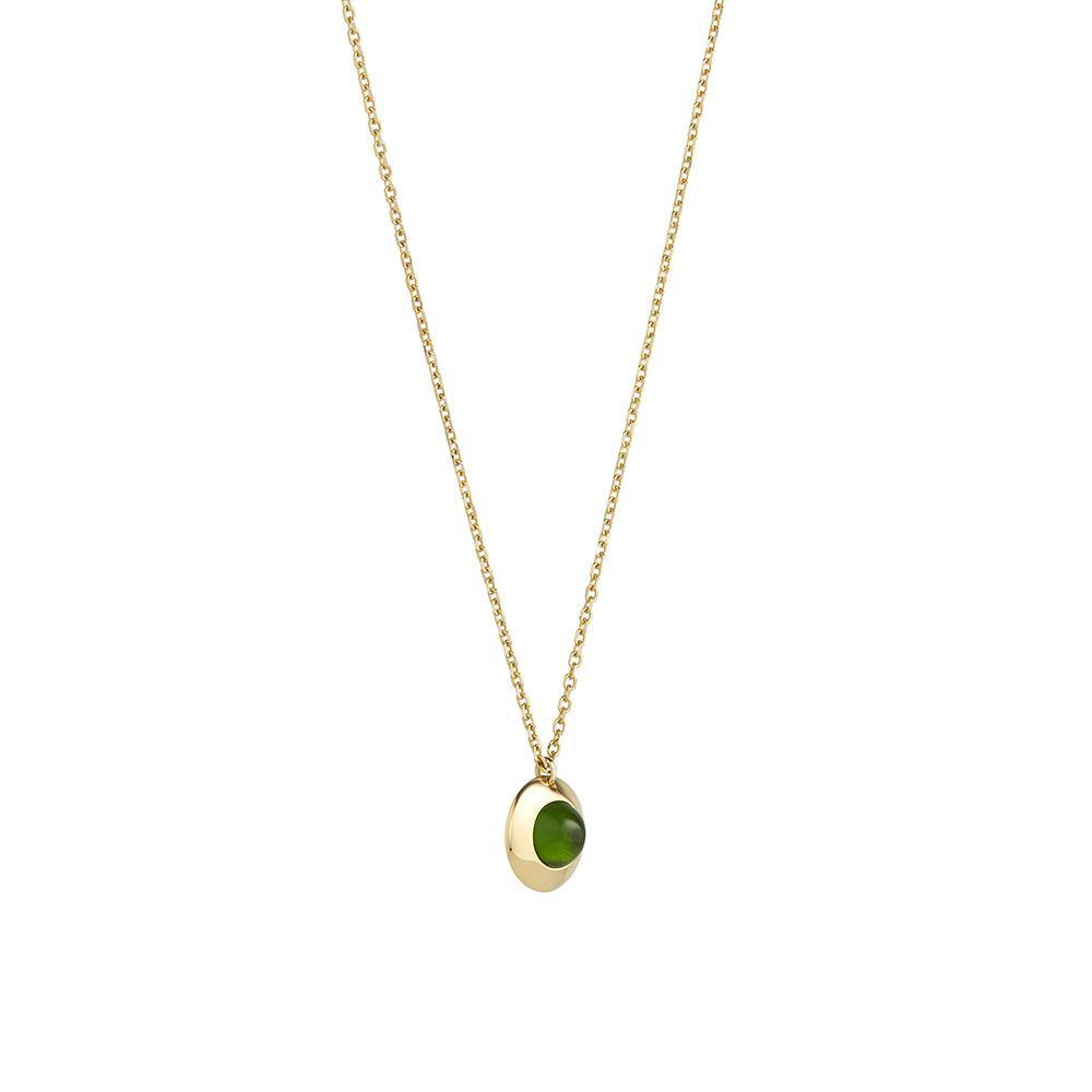 Gems of Cosmo Diopside Necklace - RUIFIER