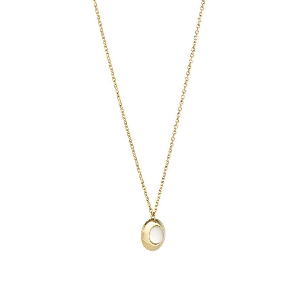 Gems of Cosmo Moonstone Necklace - RUIFIER