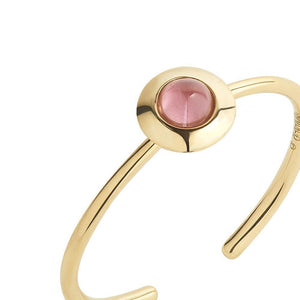 Gems of Cosmo Rubellite Ring