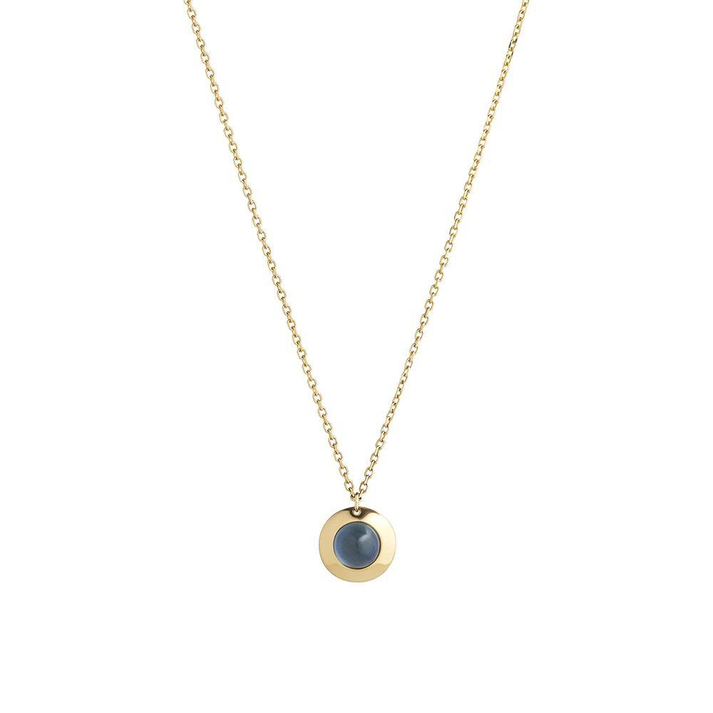 Gems of Cosmo Sapphire Necklace - RUIFIER