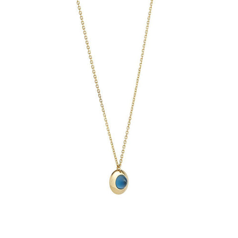 HOME2 Gems of Cosmo Topaz Necklace - RUIFIER