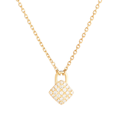 Haven Clarity Diamond Necklace