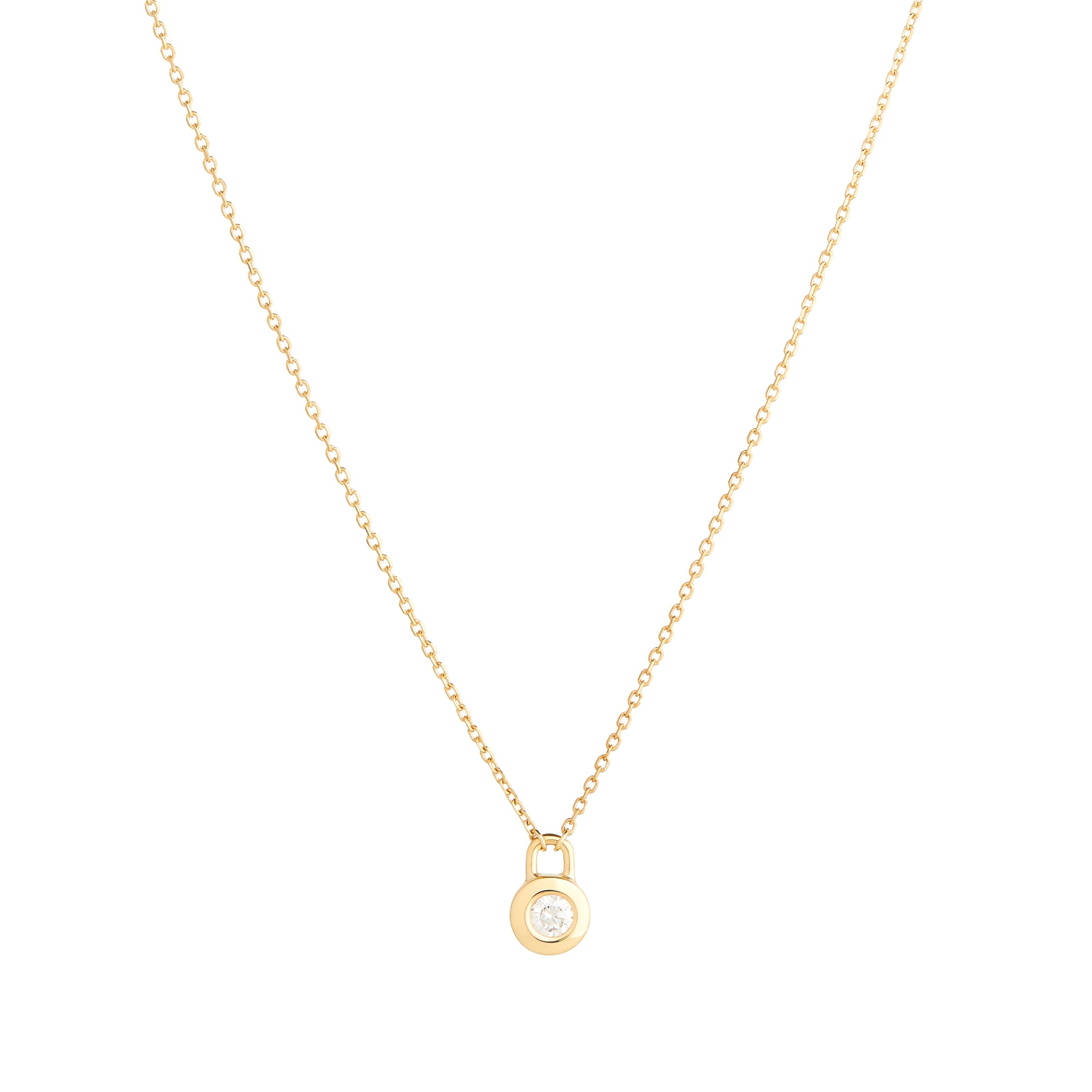 Haven Core Circle Necklace
