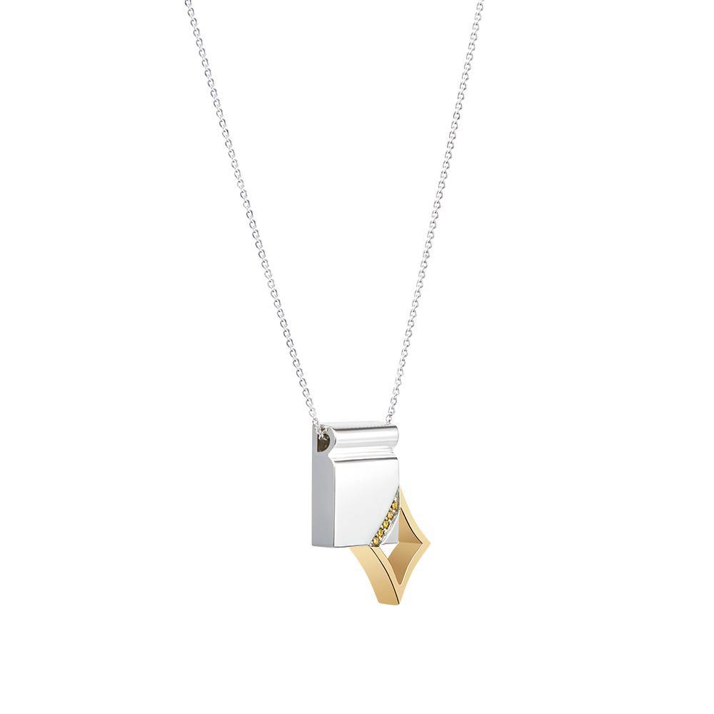 Icon Diamond Pendant