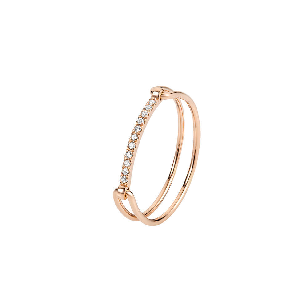ICON FINE Bridge Ring