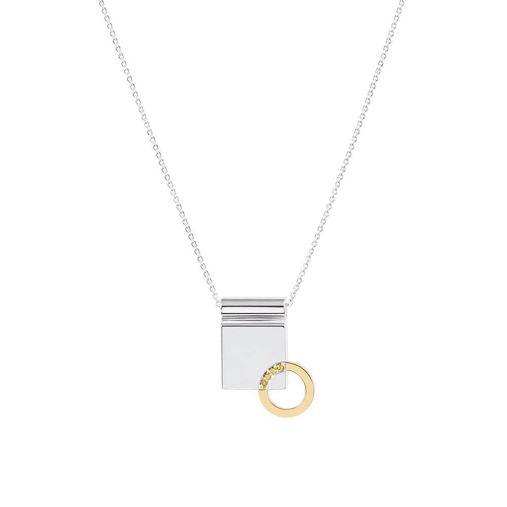 Icon Infinity Pendant - RUIFIER