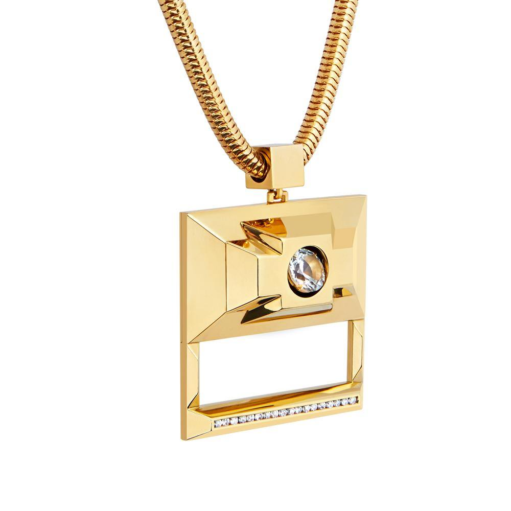 Icon Statement Pendant