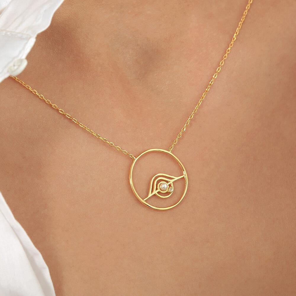 Cosmo Blazar Necklace - RUIFIER