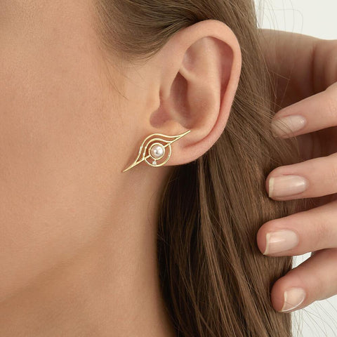 Cosmo Blazar Earrings