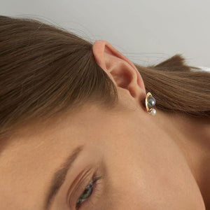 Cosmo Mini Cloud Earrings - RUIFIER