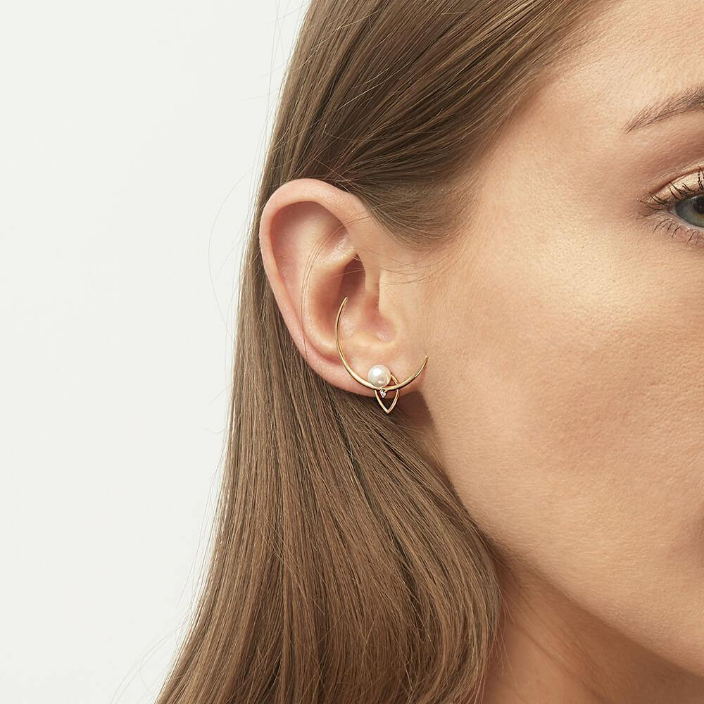Cosmo Venus Earrings - RUIFIER