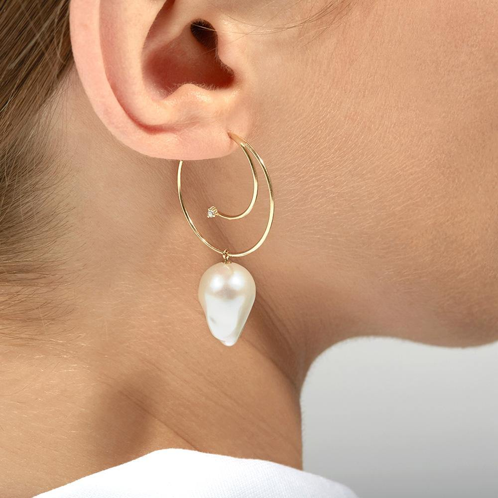 Cosmo Vortex Earrings