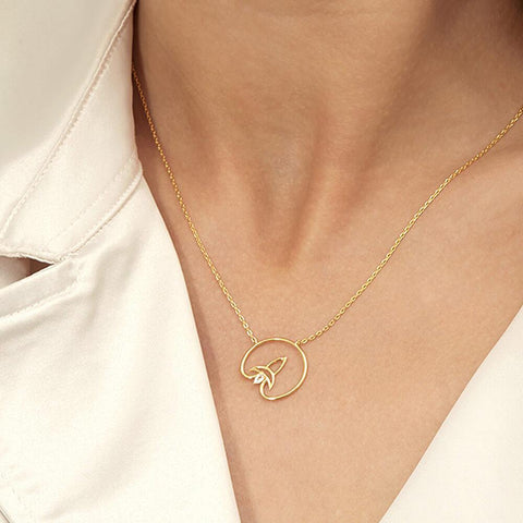 Cosmo Voyager Necklace