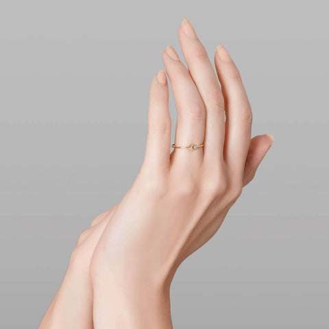Orbit Fine Iris Ring