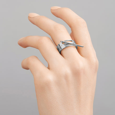 NEXUS Double Levitate Ring