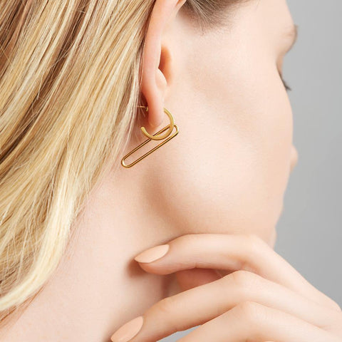 NEXUS Levitate Hoop Earrings