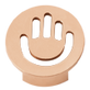 Pick Me Friends Hands Up Hi5 Charm ()//