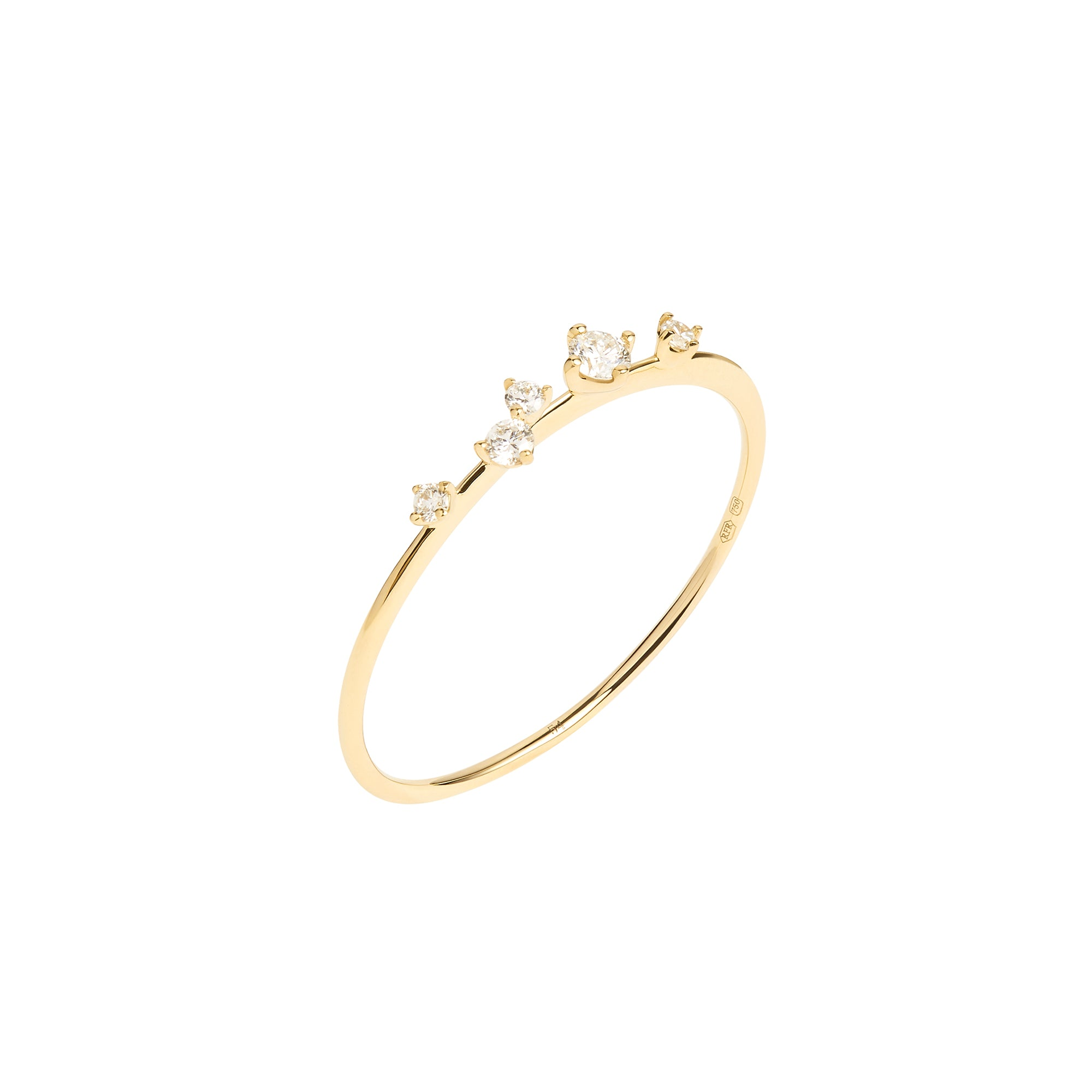 1HOME1 Scintilla Alpha Ray Ring - RUIFIER