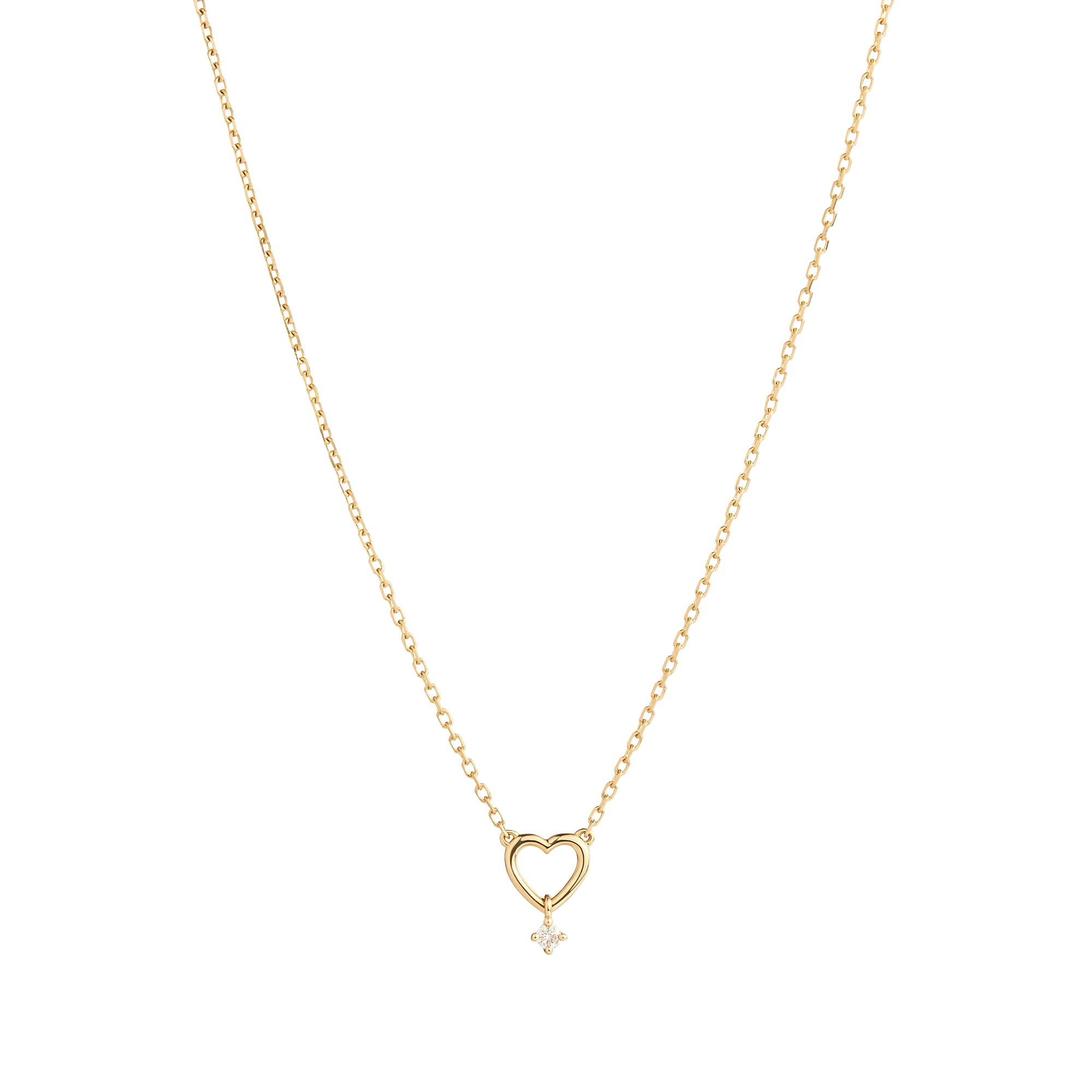 1HOME1 - Scintilla Amore Necklace - RUIFIER