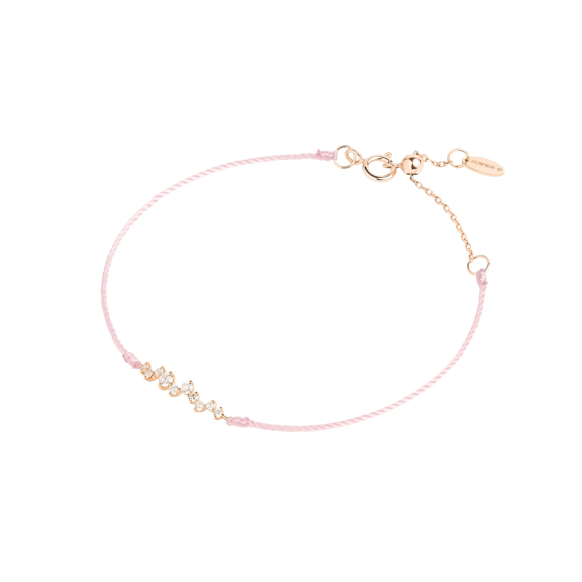 1HOME1 Scintilla Deca Ray Rose Bracelet - RUIFIER