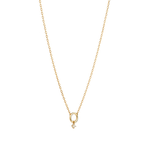 HOME2 Scintilla Polaris Orb Necklace - RUIFIER