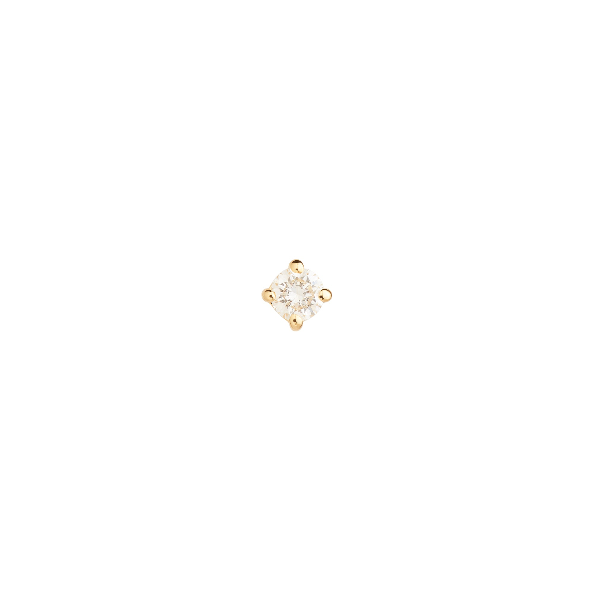 Scintilla Polaris Stud Earrings - RUIFIER