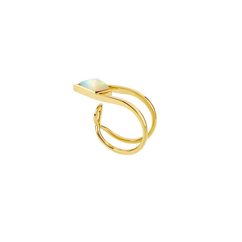 SPECTRUM Pirouette Ring