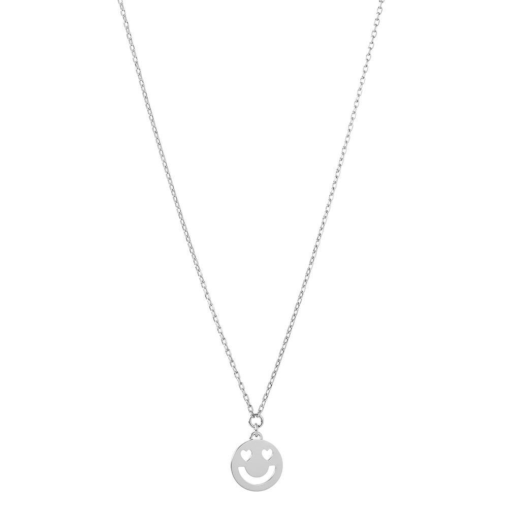 RUIFIER FRIENDS Sterling Silver Super Smitten Mini Pendant