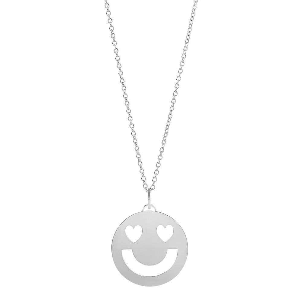 1 RUIFIER FRIENDS Sterling Silver Super Smitten Pendant