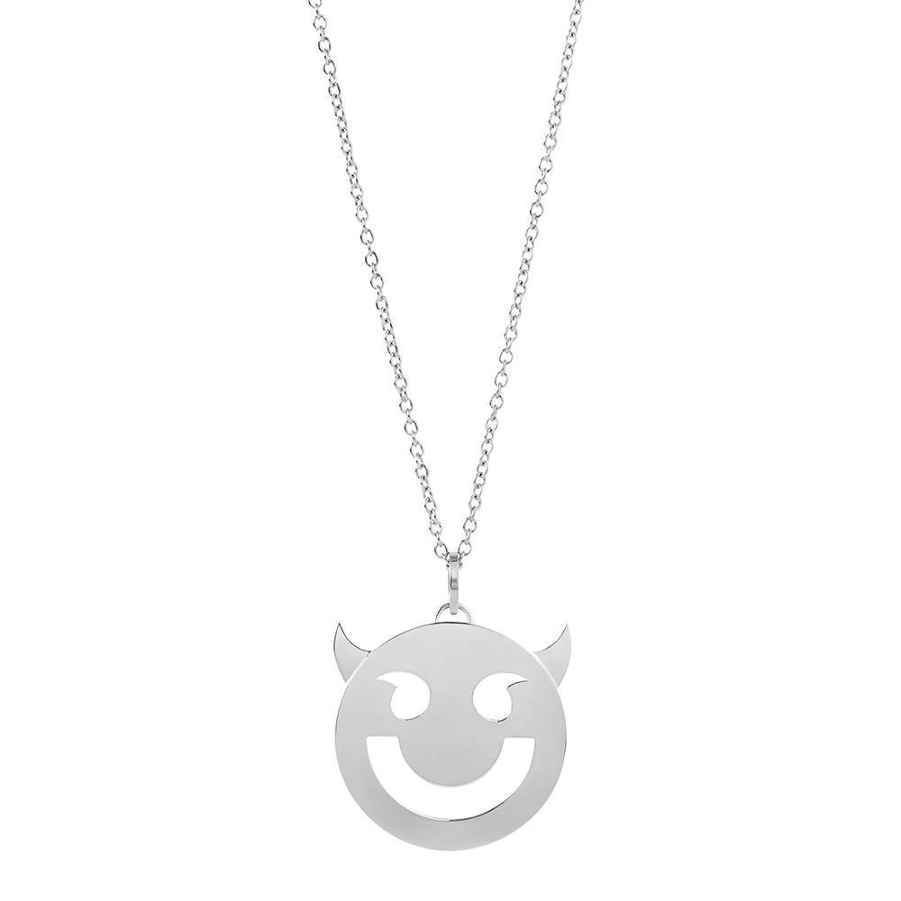 1 RUIFIER FRIENDS Sterling Silver Super Wicked Pendant