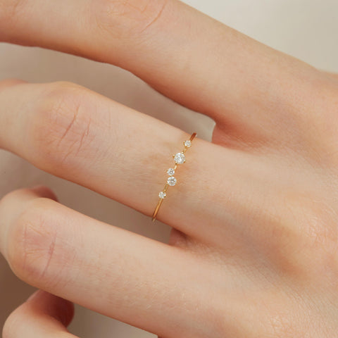 Scintilla Alpha Ray Ring - RUIFIER