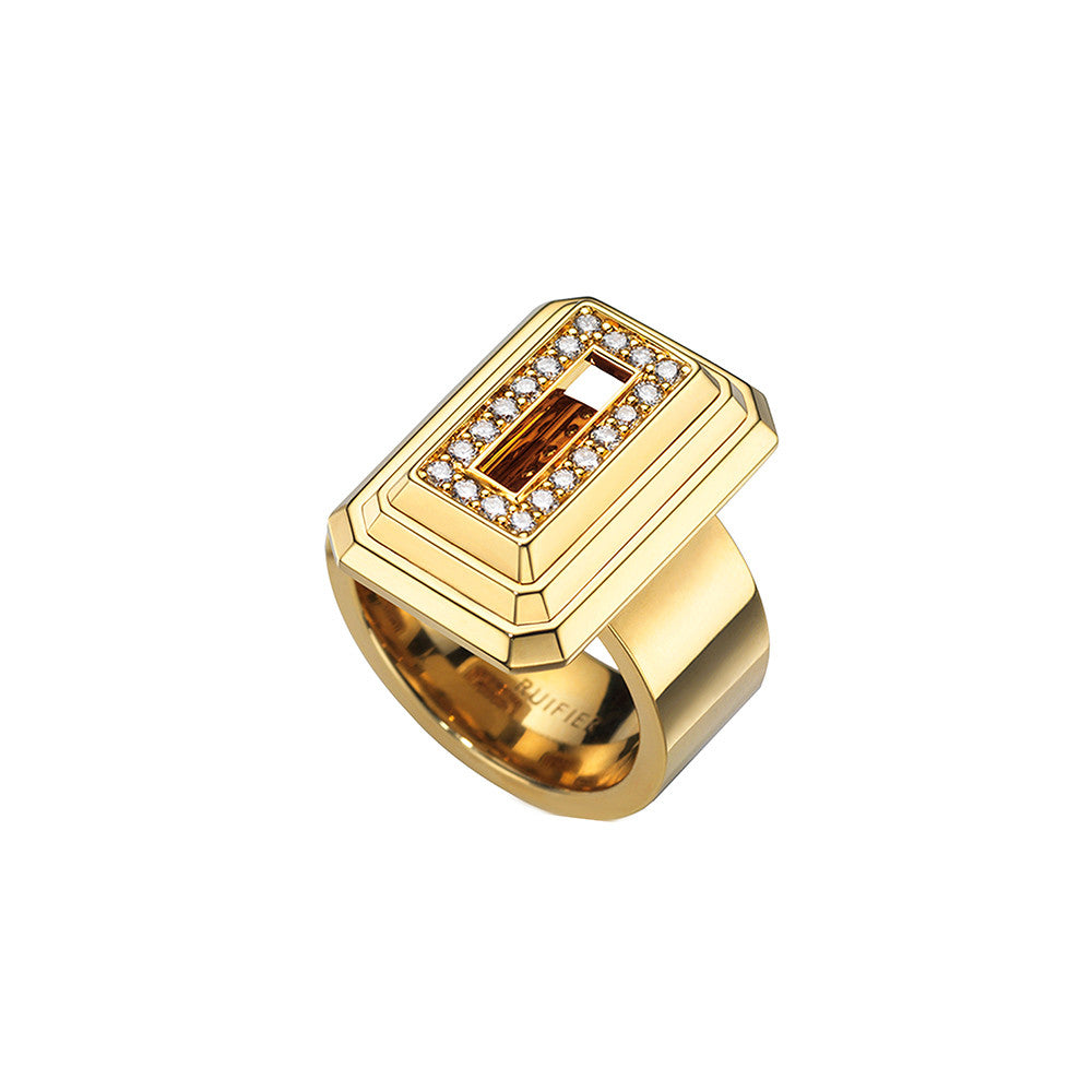 ICON Pyramid Ring