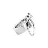 The Icon Ring Silver