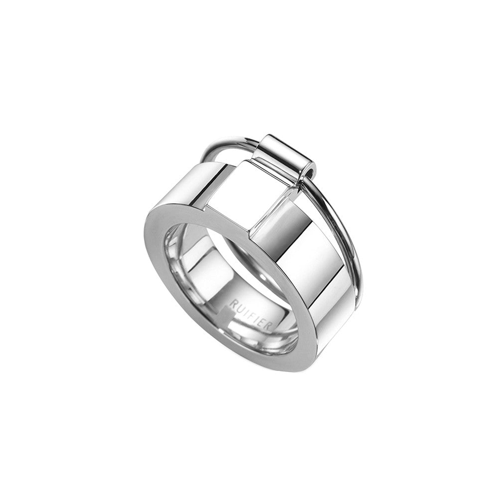 ICON Ring Silver