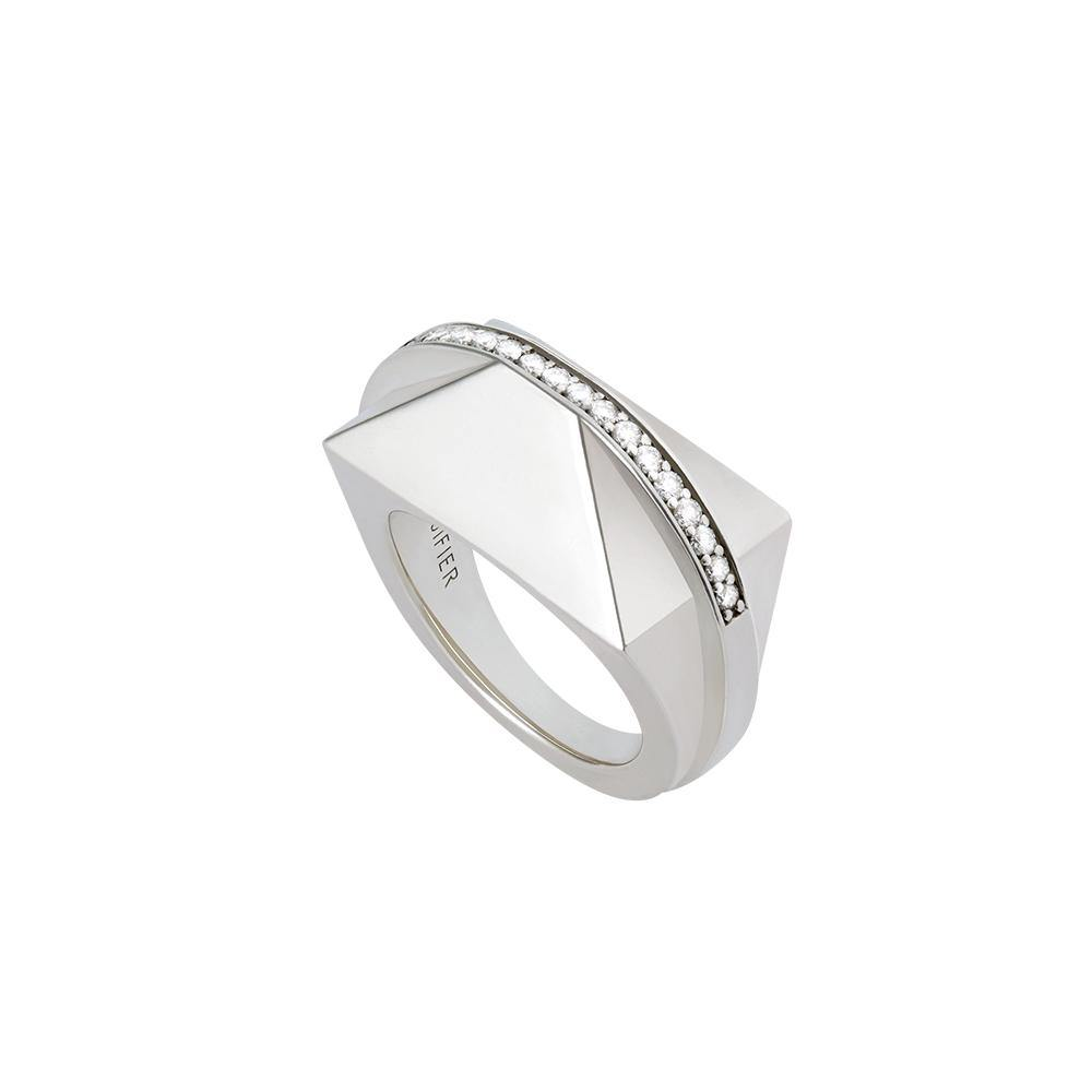 ICON Shard Ring Silver - RUIFIER